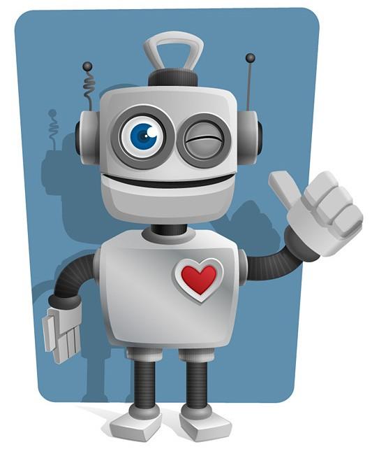 Das Robots File