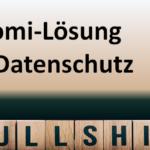 Der interessante Lösungsweg eines deutschen Promis bei Datenschutzproblemen auf seiner Webseite